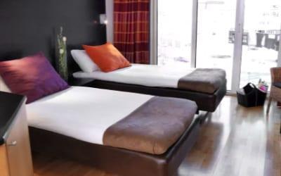 Maudes Hotel Solna